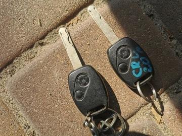 ключ ключь honda cr-v iii 2006- 2011 - фото
