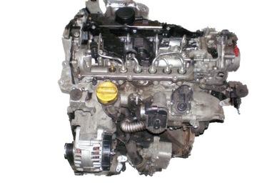 двигатель 2, 0 dci renault trafic m9r 780 комплектный - фото