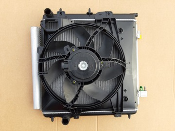 комплект радиаторов citroen c2 c3 ds3 cactus c-elysee - фото