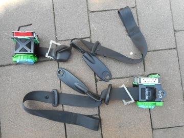 mercedes clc w203 рестайлинг ремни безопасности перед комплект - фото