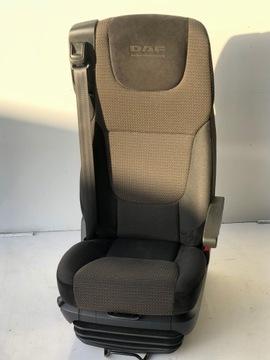 сиденье пассажира daf xf 106 cf e6 105 пневматическое - фото