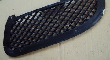 решетка бампера левая bentley arnage - фото