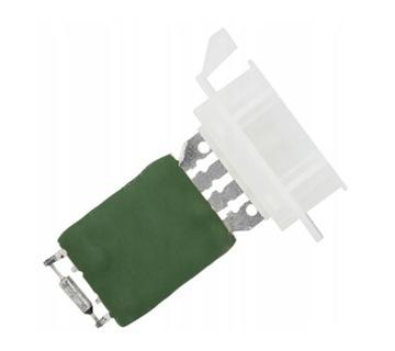 резистор воздуходувки citroen berlingo 2000- - фото