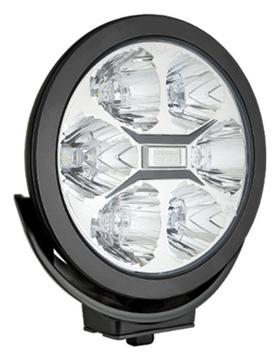 галогенка светодиодная фара светодиод led 12/24v - фото