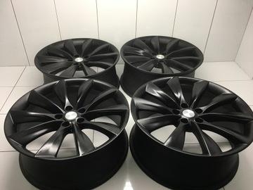 диски 21 tesla sport рестайлинг 8, 5j et40 датчики oem - фото