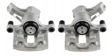 суппорт тормозный зад левый+ правый opel vectra c 02- - фото