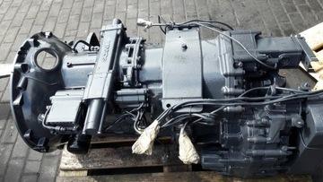 коробка передач scania grs895 - фото