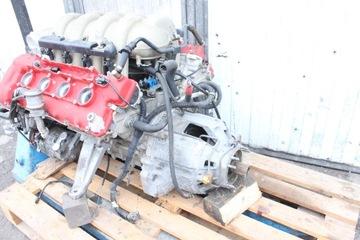 двигатель комплектный m138 4.2 maserati 4200 gt 02- - фото