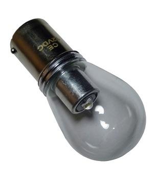 светодиод led cree 12v/24v p21w ba15s белая холодная - фото