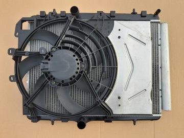 комплект радиаторов citroen c4 cactus puretech 110 - фото