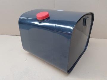 бак топлива daf lf 55 150 l алюминий - фото