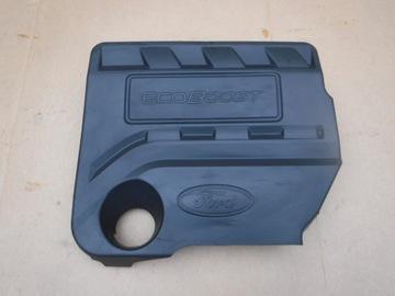 защита мотора на двигатель ford focus mk4 1.0 ecoboo - фото