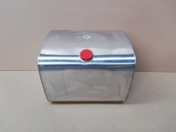 бак топлива man 300 l 62/68/80 алюминий - фото