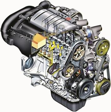 двигатель 1.6 16v 90-109 km d volvo v50 c30 s40 - фото
