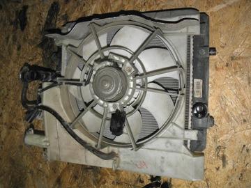 радиатор в сборе aygo peugeot 107 citroen c1 - фото