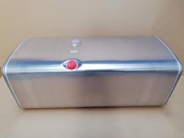 топливный бак  scania 700 l 2550 нетто алюминий.
