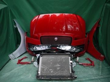 передняя сторона jaguar xe xf xj xk xkr f-pace f-type e-pace - фото