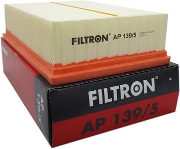 filtron фильтр воздух ap139/5 audi seat skoda vw - фото