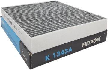 фильтр салонный угольный k1343a opel astra k v - фото