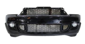 mini cooper s r56lci бампер передний комплектный - фото