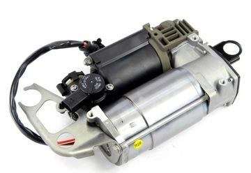 vw touareg 7l0 компрессор подвески состояние новое wabco - фото