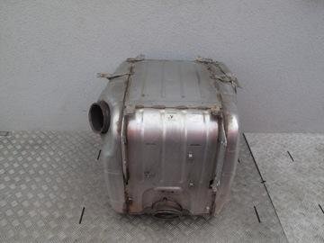глушитель катализатор c dpf scania r с - фото