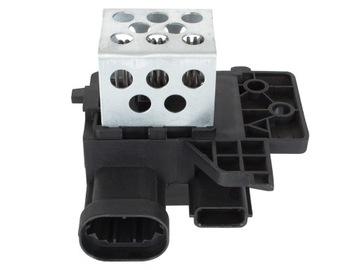 резистор вентилятора для dacia duster logan sandero - фото