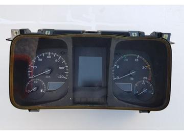 приборная панель щиток mercedes actros mp4 0084466121 - фото