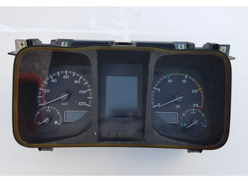 приборная панель щиток mercedes actros mp4 9614465221 - фото