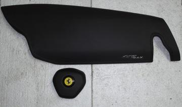 подушки air bag подушка ferrari 458 italia - фото
