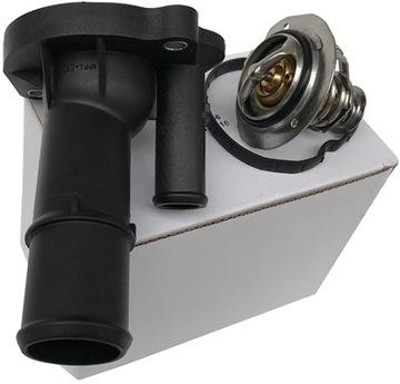 термостат c корпус lincoln mkz 2,0 2013-2016 - фото