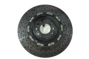 диск тормозна зад ceramika ferrari f430 49t0351 - фото