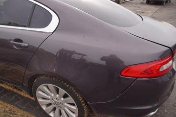 четверть крыло левый зад jaguar xf i - фото