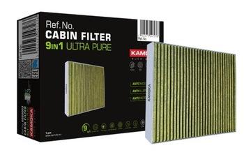 kamoka фильтр салонный antysmogowy opel astra j - фото