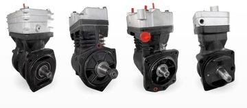 компрессор воздуха компрессор daf man scania iveco - фото