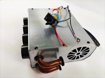 универсальная обогреватель охлаждения 4,3 kw 12 v - фото