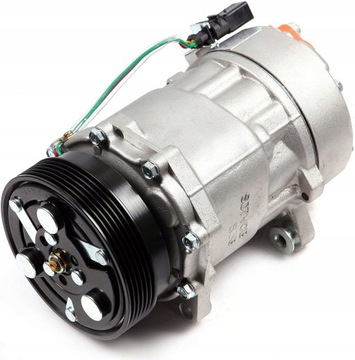 компрессор кондиционера ym2h19d629ba 1.9 tdi гарантия - фото