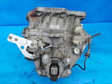 коробка мини r56 1.6 b 7568720-01 механика 7568720 - фото