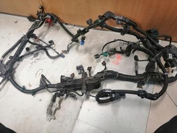 проводка мотора jeep patriot 2.4l 2014 - фото