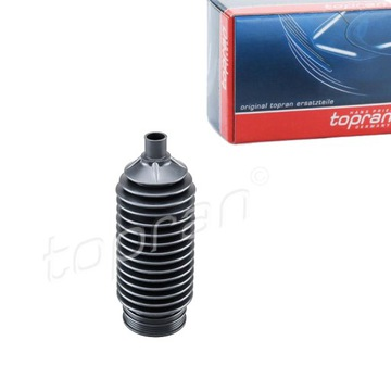 защита рулевой рейки topran для hyundai getz 1.6 - фото