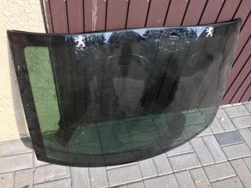 стекло зад peuegot rcz - фото