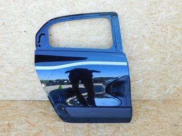 renault twingo iii 14- двери правое заднее зад - фото