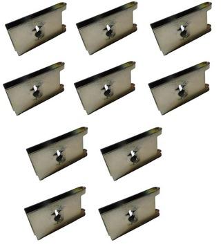 blaszki gniazdko montazowe метал для wkretow 10 - фото