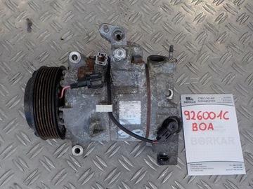 infiniti ex35 ex37 компресор кондиционера - фото
