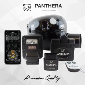 активный выхлоп panthera 2.0 v8 audi sound - монтаж - фото
