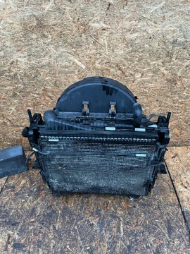 комплект радиаторов радиатор land rover discovery iv - фото