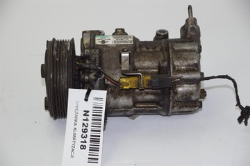 компрессор кондиционера 06438801162 mini clubman - фото