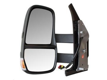 зеркало elektr ogrzewane długie l iveco daily 06-