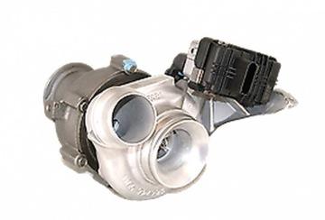 турбина bmw 520 d (f10 / f11) n47d20 163 184km - фото