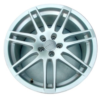 диск 8jx18 cali 5x100 audi a3 vw golf 4 - фото